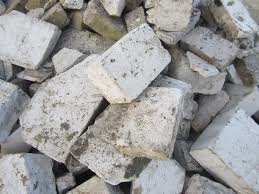 gas beton afvalcontainer