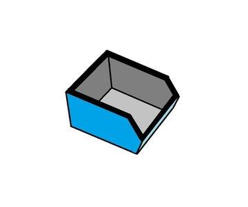 3 m3 container Bakstenen Afval